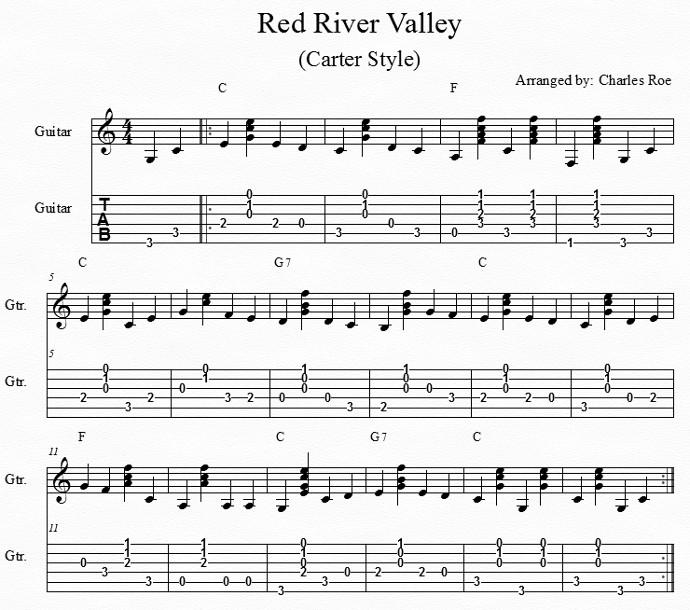 redrivervalleycarterstyle